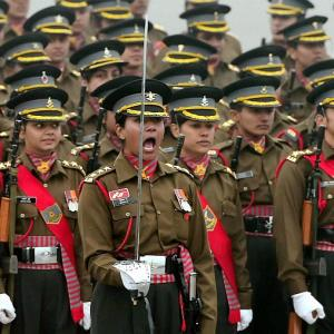 Women to be recruited in military police corps