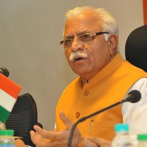Women cry rape after fallout with partner, says Haryana CM