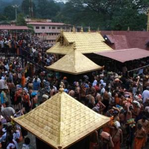 Kerala govt says ban on women's entry in Sabarimala unconstitutional; SC reserves order