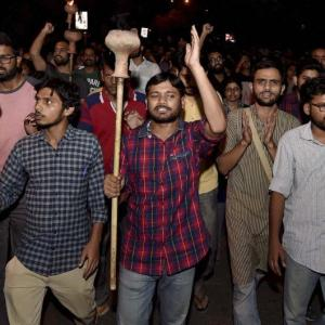 Delhi Police charges Kanhaiya Kumar, others in JNU sedition case