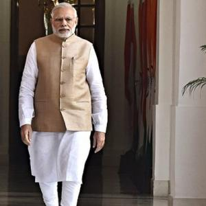 Modi will recast himself as champion of the underdog