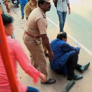 Beating up an ambassador: This is how Communists are