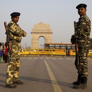 ISIS plan to carry out terror strikes in New Delhi foiled