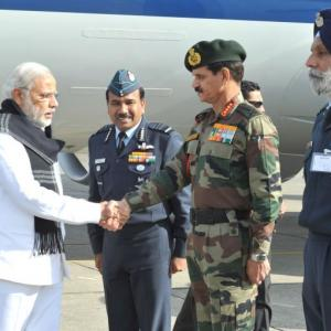 Modi is not ready to give up on Pakistan