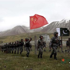 Pak bus service won't change our stand on Kashmir: China