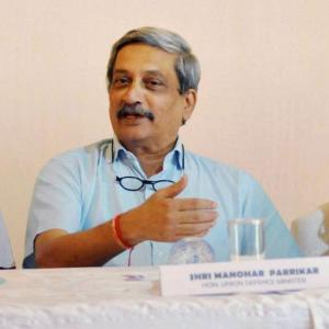 Parrikar drops 2 ailing ministers from Goa cabinet