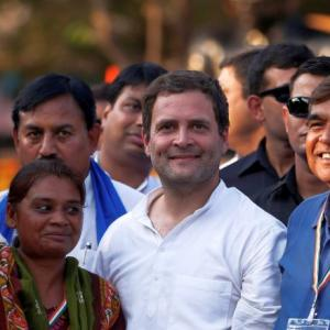 Rahul Gandhi spells hope for Congress party