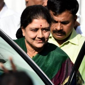 Sasikala was given VIP facilities in jail, reveals RTI