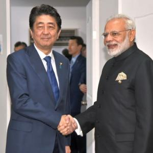 Modi holds key meetings with Abe, Turnbull and Vietnamese PM