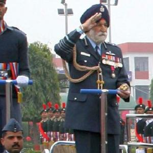 Marshal of IAF Arjan Singh passes away at 98