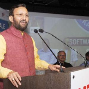 Don't come to govt with a begging bowl, ask alumni for funds: Javadekar to schools