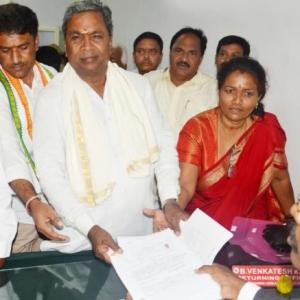 Siddaramaiah has not given up plans to contest from 2nd seat