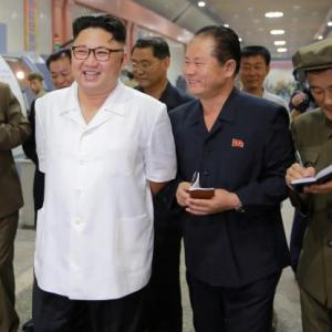 Ahead of meeting with Trump, Kim promises to halt nuclear, missile tests