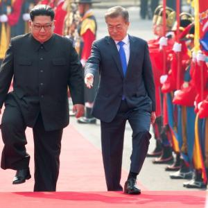 What can we expect from the Kim-Moon summit?
