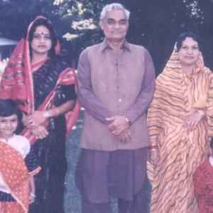 Atalji's family remembers