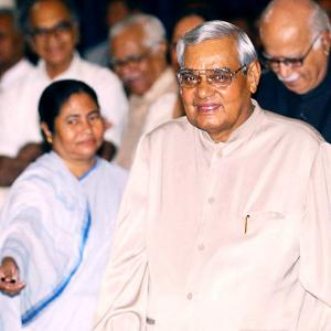 Winning allies and influencing leaders, the Vajpayee way