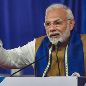 No place for 'middlemen' in my govt, every paisa reaches poor: Modi