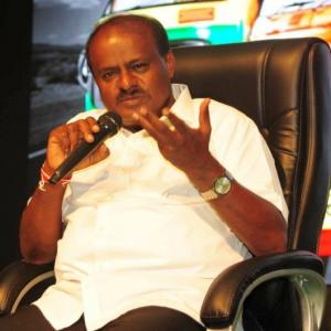 Time to forgive, forget: Kumaraswamy on Sitharaman's itinerary row