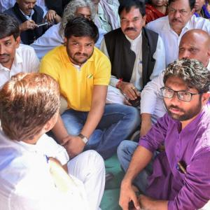 Dalit's death: Kin take body after government accepts demands