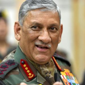 Governor's rule in J & K won't impact military operations: Army chief