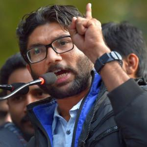 Jignesh Mevani detained in Gujarat after Ahmedabad bandh call