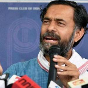 I-T dept recovers Rs 22 lakh during raids at hospital run by Yogendra Yadav's family
