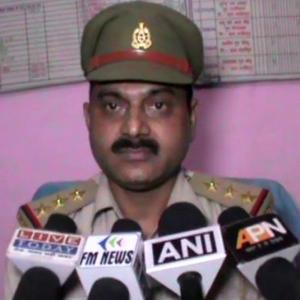 UP cop fails to prevent 'cow slaughter', files complaint against himself