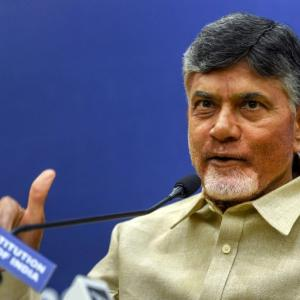 Won't join NDA for 2019 poll: Chandrababu Naidu