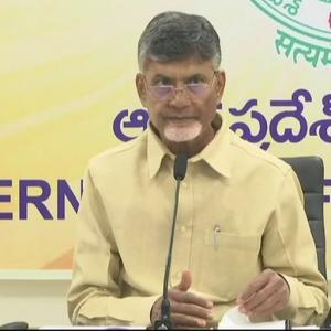 PM displayed arrogance of power: Naidu