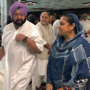 Amarinder bats for Rahul as PM face for joint opposition alliance