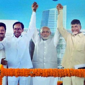Is BJP ready to take on TDP, TRS in 2019?
