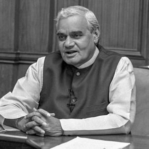 When Vajpayee and his father were classmates