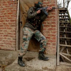 Day after ceasefire ends, 2 terrorists killed in J-K