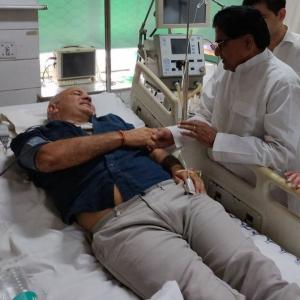 After Jain, Sisodia hospitalised as Delhi deadlock continues