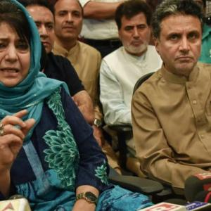 Mehbooba's fears about BJP are not unfounded
