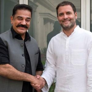 Is there more to Kamal's meeting with Rahul?