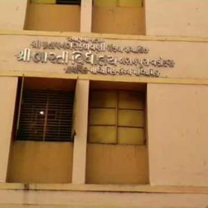 Class 10 student held for death of junior in Vadodara school