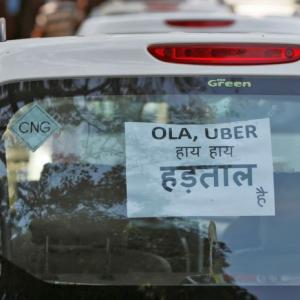 Uber, Ola drivers go on strike for higher pay