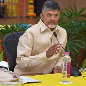 An alternative front will automatically emerge without PM face: Naidu