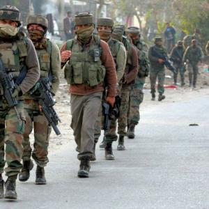 J & K: Infiltration bid foiled in Kupwara, 4 terrorists gunned down