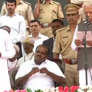 Dalit face Parameshwara finally makes it to Deputy CM's post
