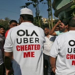 Why are Uber, Ola drivers upset?