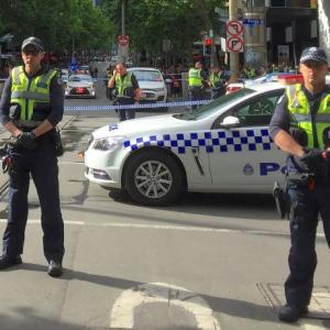 Melbourne: 1 killed, 2 injured in IS-claimed knife attack