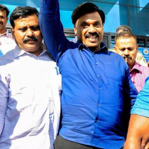 Mining baron Janardhana Reddy arrested in ponzi scam case