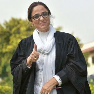 Kathua rape victim's family drops lawyer, says she seldom appeared in court
