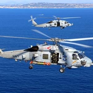 India seeks Romeo anti-submarine choppers from US