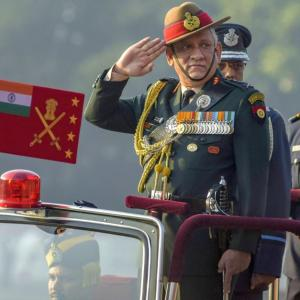 Indian Army chief says there should be no conditions for talks with Taliban