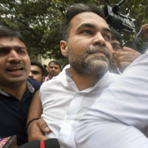 Ex-BSP MP's son who brandished gun surrenders, sent to 1-day custody