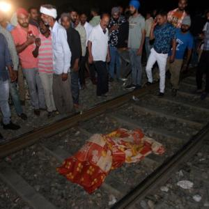 Railways, civic body say no permission was taken for Amritsar event