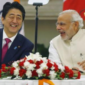 Modi to be hosted by Japan PM for private dinner at his holiday home